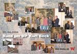 Rund um MP Kurt Beck