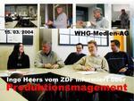 Ingo Heers, ZDF