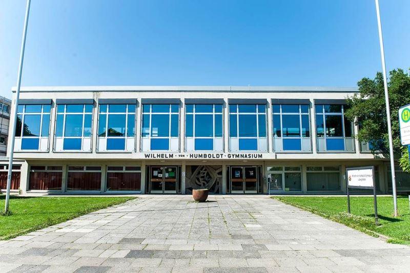 Wilhelm Und Alexander Von Humboldt Gymnasium